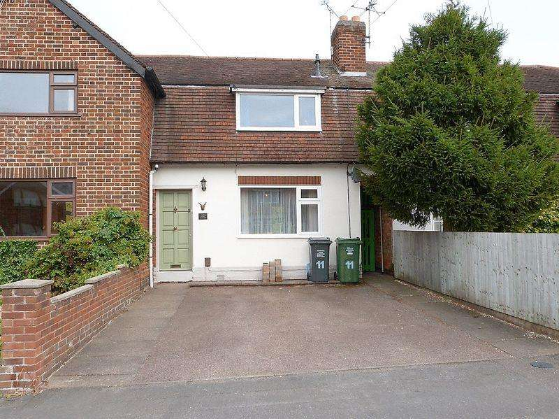 3 Bedrooms Terraced House for sale in Winster Drive, Thurmaston