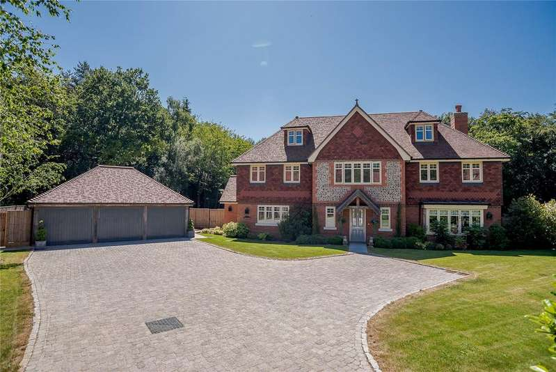 6 Bedrooms Detached House for sale in Hamilton Place, Checkendon, Reading, RG8