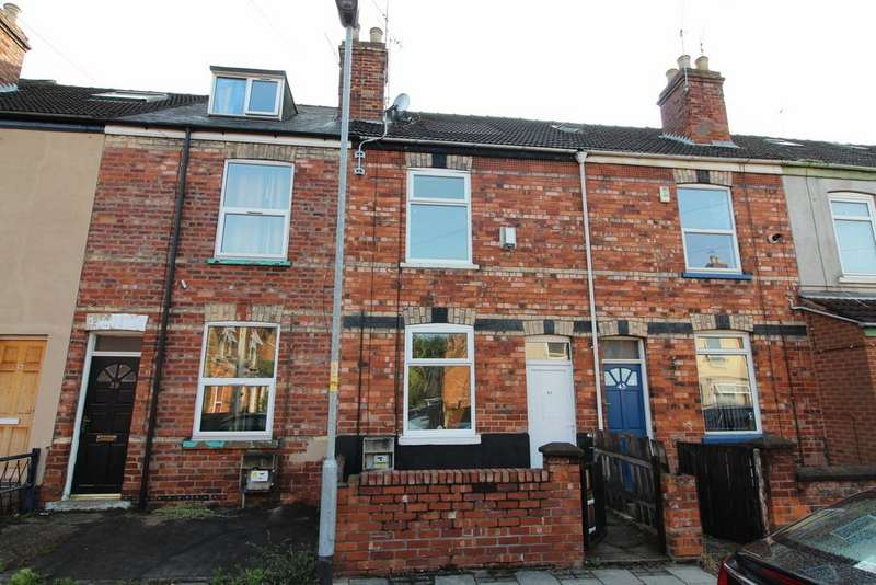 2 Bedrooms Terraced House for sale in Gordon Street, Gainsborough