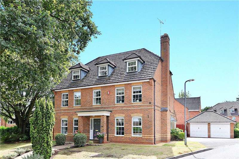 6 Bedrooms Detached House for sale in The Croft, Kidderminster, DY11