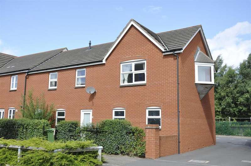 2 Bedrooms Coach House Flat for sale in Chaucer Grove, Exeter