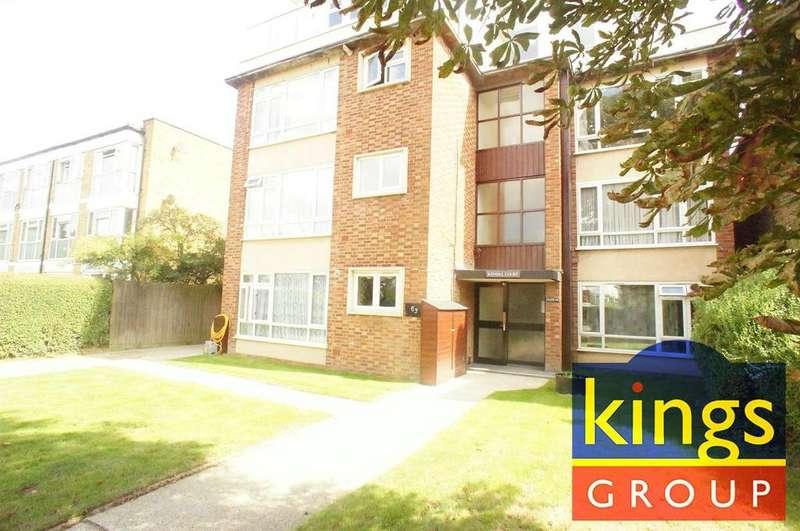 Studio Flat for sale in Kendal court, 63 The Ridgeway, London