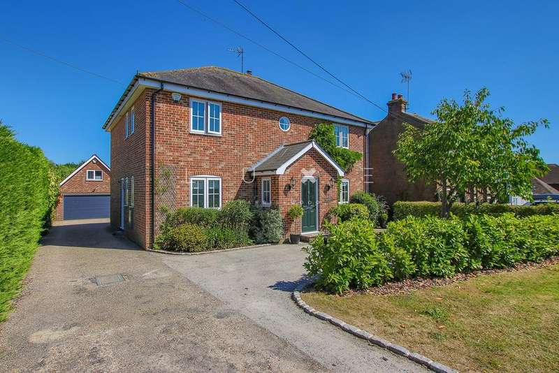 5 Bedrooms Detached House for sale in Layer Breton Hill, Layer Breton, Colchester, CO2
