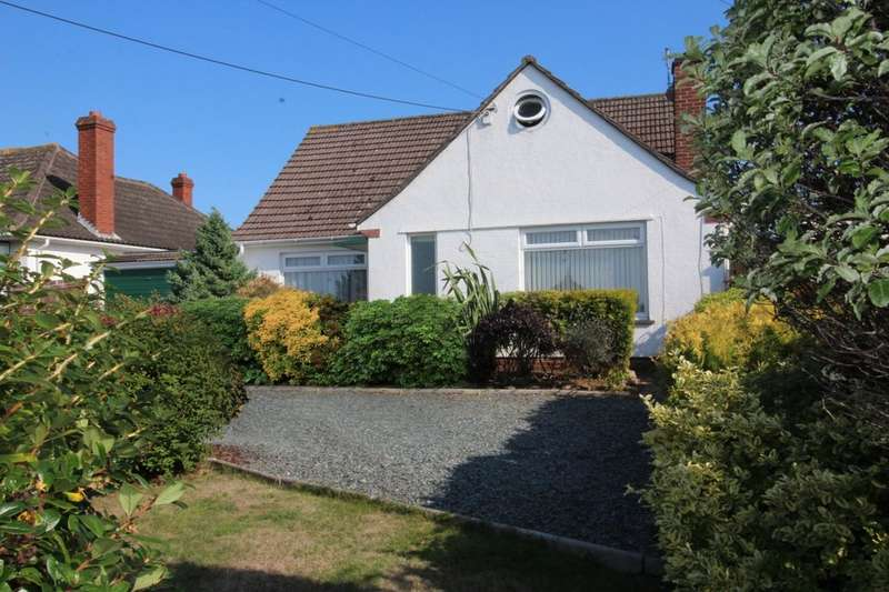 3 Bedrooms Detached Bungalow for sale in Down Road, Portishead, Bristol, BS20