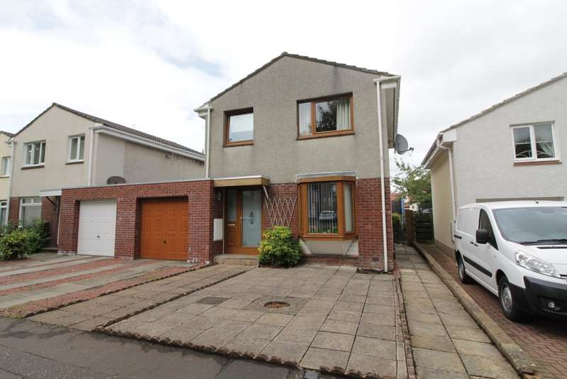 3 Bedrooms Detached House for sale in Coylebank, Prestwick, KA9