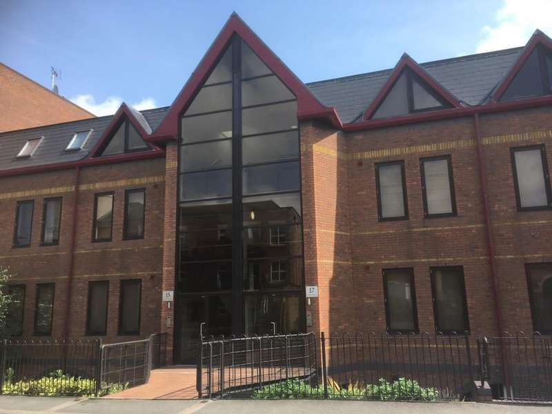 1 Bedroom Flat for sale in The Chambers, East Street, Reading, RG1