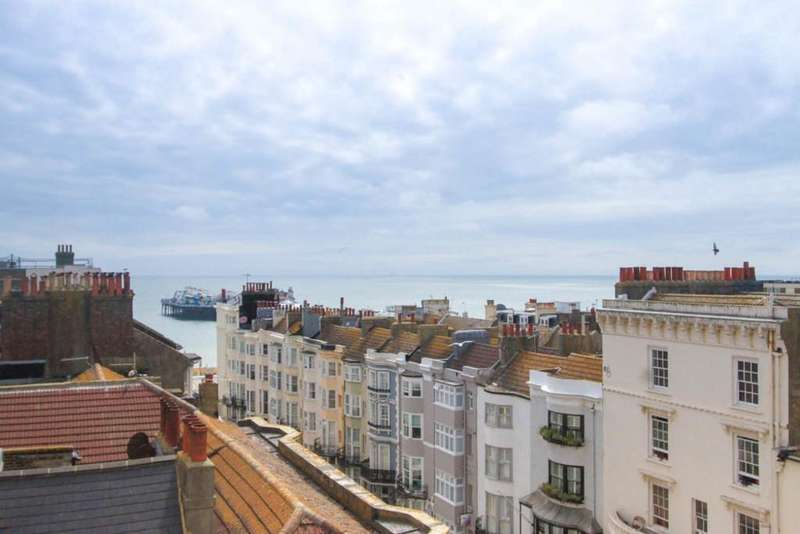 3 Bedrooms Penthouse Flat for sale in Dorset Gardens, Brighton