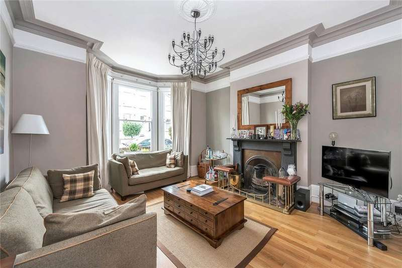 5 Bedrooms Semi Detached House for sale in Hainthorpe Road, London, SE27