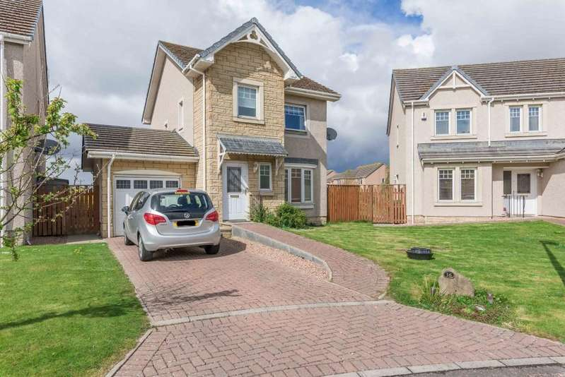 3 Bedrooms Detached House for sale in Swan Avenue, Montrose