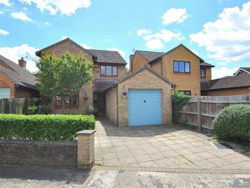4 Bedrooms Detached House for sale in Linden Grove, Godmanchester, Huntingdon, Cambridgeshire