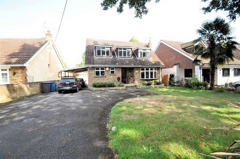 4 Bedrooms Detached House for sale in The Embankment, Wraysbury, Berkshire