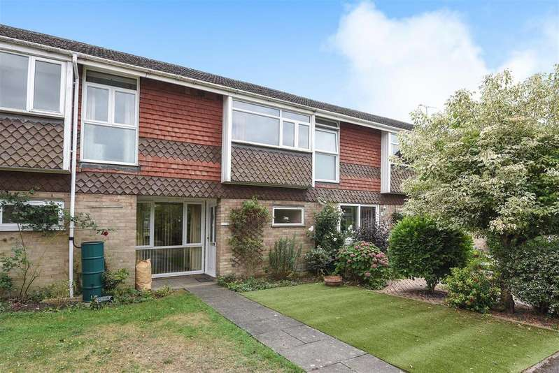 3 Bedrooms Terraced House for sale in Highfield Close, Wokingham, Berkshire RG40 1DG