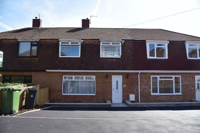 3 Bedrooms Terraced House for sale in Woodleigh Gardens, Whitchurch, Bristol, BS14
