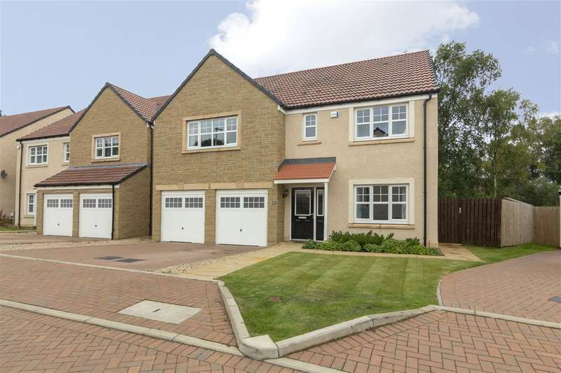 5 Bedrooms Detached House for sale in Bramble Avenue, Falkirk