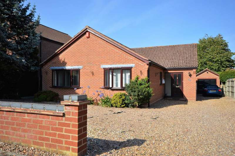 4 Bedrooms Detached Bungalow for sale in Howell Road, Drayton