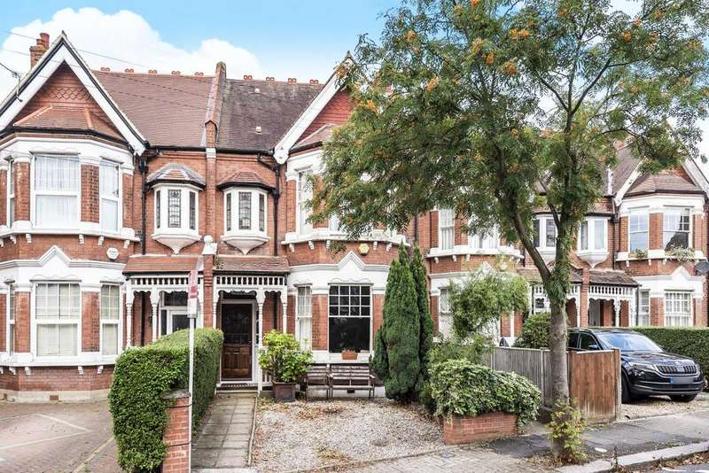 5 Bedrooms Terraced House for sale in Braxted Park, Streatham