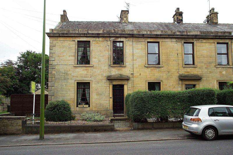 4 Bedrooms Terraced House for sale in Stalybridge Road, Mottram
