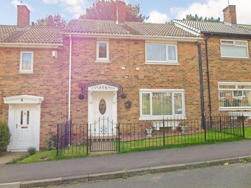3 Bedrooms Property for sale in Franklyn Road, Peterlee, Peterlee, Durham, SR8 2BA