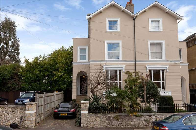 4 Bedrooms Semi Detached House for sale in Dorset Road, Windsor, Berkshire, SL4