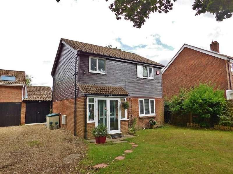 4 Bedrooms Detached House for sale in Upper Old Street, Stubbington