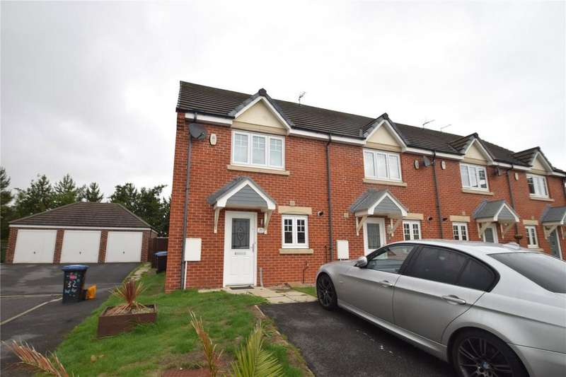 2 Bedrooms End Of Terrace House for sale in Beadnell Drive, East Shore Village, Seaham, Co Durham, SR7