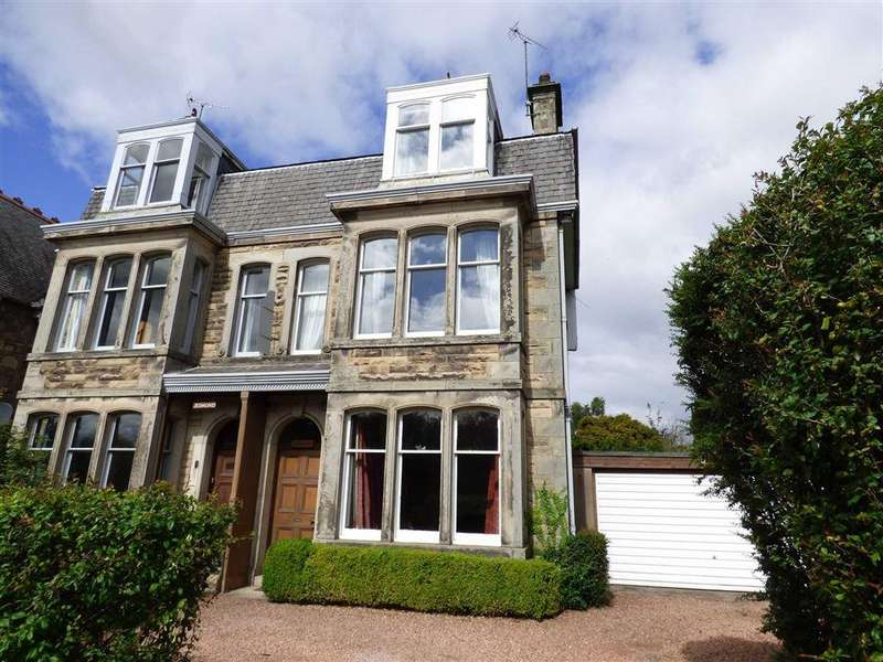 5 Bedrooms Semi Detached House for sale in East Road, Cupar, Fife