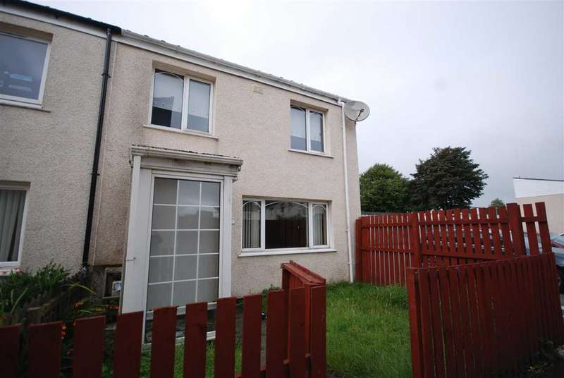 3 Bedrooms Terraced House for sale in Cloncaird, Kilwinning