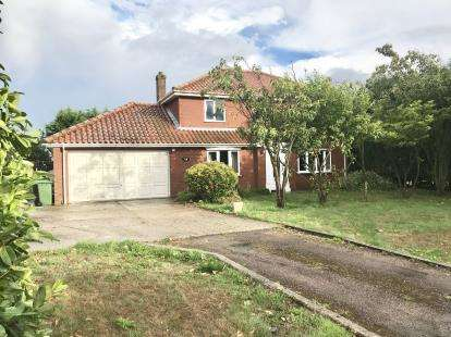 4 Bedrooms Detached House for sale in Benington Road, Butterwick, Boston