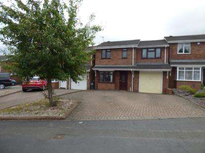 3 Bedrooms Detached House for sale in Sidaway Close, Rowley Regis, West Midlands
