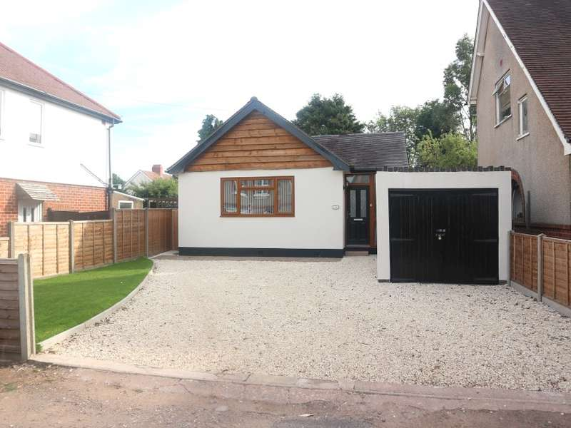 3 Bedrooms Detached Bungalow for sale in 3A, Hays Lane, Hinckley