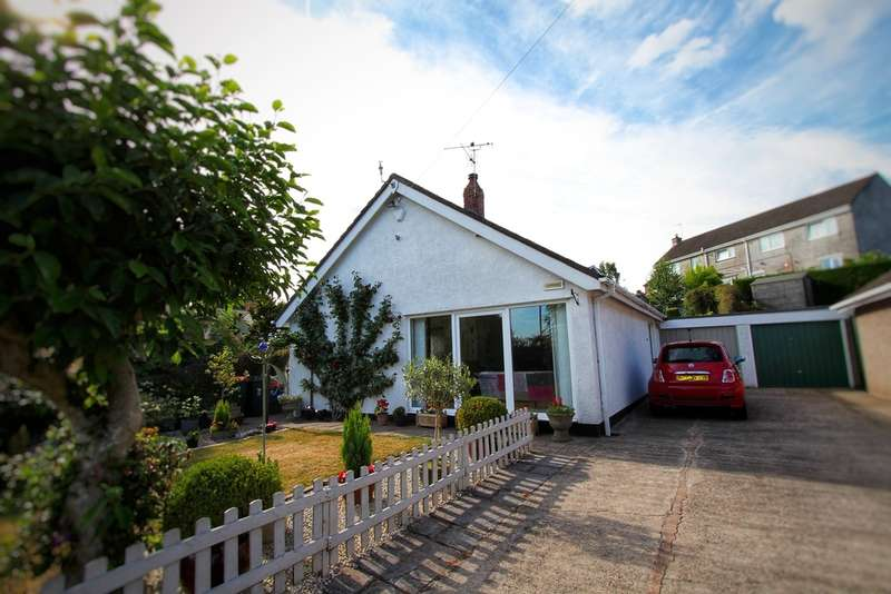 4 Bedrooms Semi Detached House for sale in Lodge Road, Caerleon, Newport