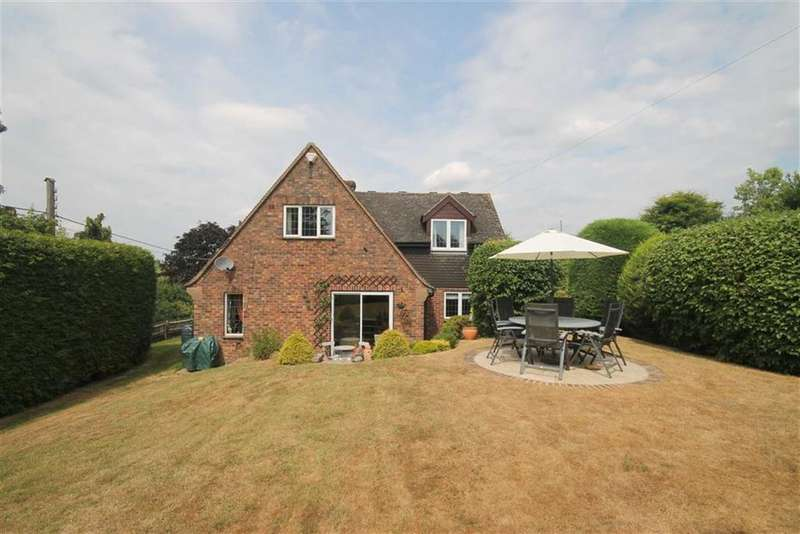 4 Bedrooms Detached House for sale in Newent, Gloucestershire