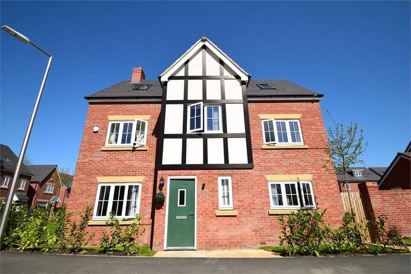 5 Bedrooms Detached House for sale in Hornbeam Close, STOCKPORT, Cheshire