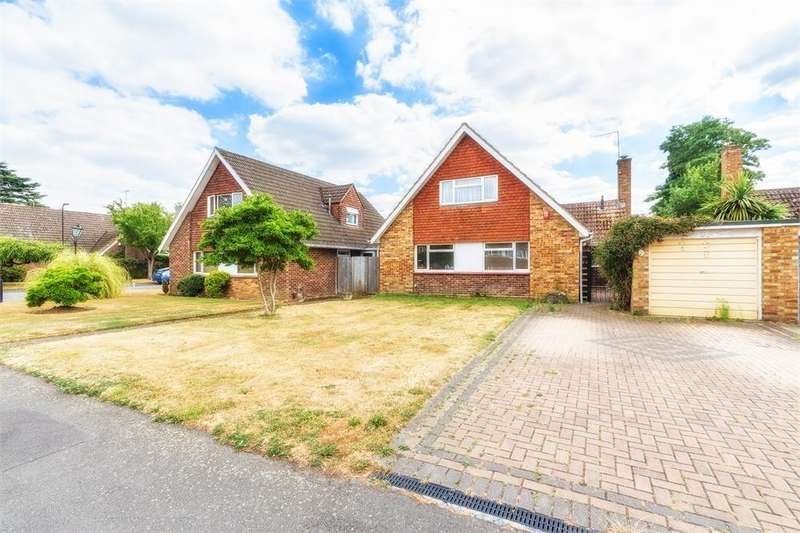 4 Bedrooms Chalet House for sale in Halkingcroft, Langley, Berkshire