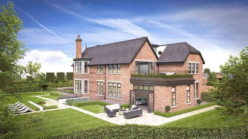 6 Bedrooms Detached House for sale in Hough Lane, Alderley Edge, Cheshire, SK9