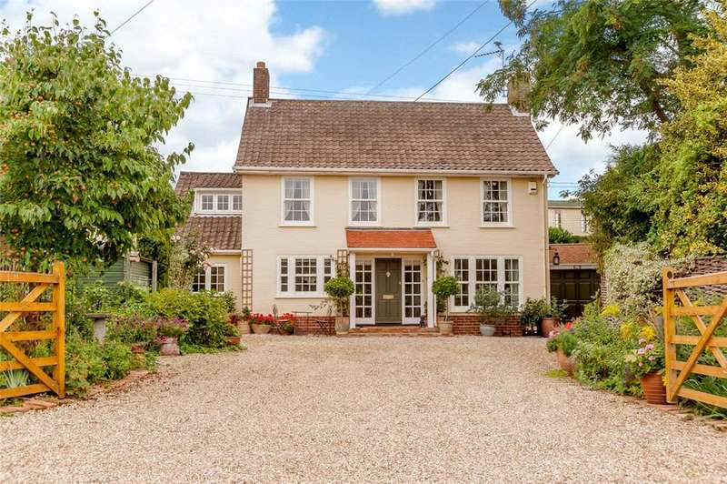 3 Bedrooms Cottage House for sale in Scotland Street, Stoke By Nayland, Colchester, Suffolk, CO6