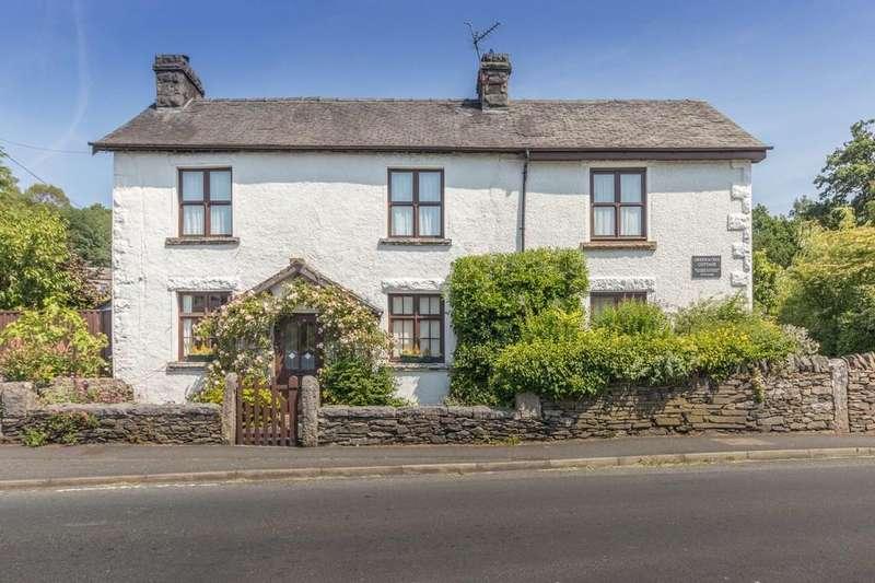 6 Bedrooms Detached House for sale in Greenacres, Lindale, Grange-over-Sands
