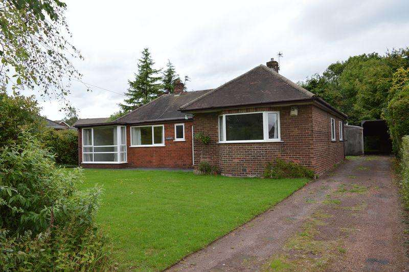 4 Bedrooms Detached Bungalow for sale in Faircroft, Coldahurst Lane, Astley