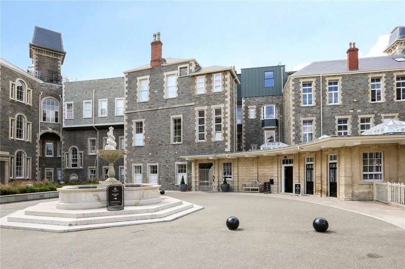 2 Bedrooms Flat for sale in The General, Guinea Street, Bristol, BS1