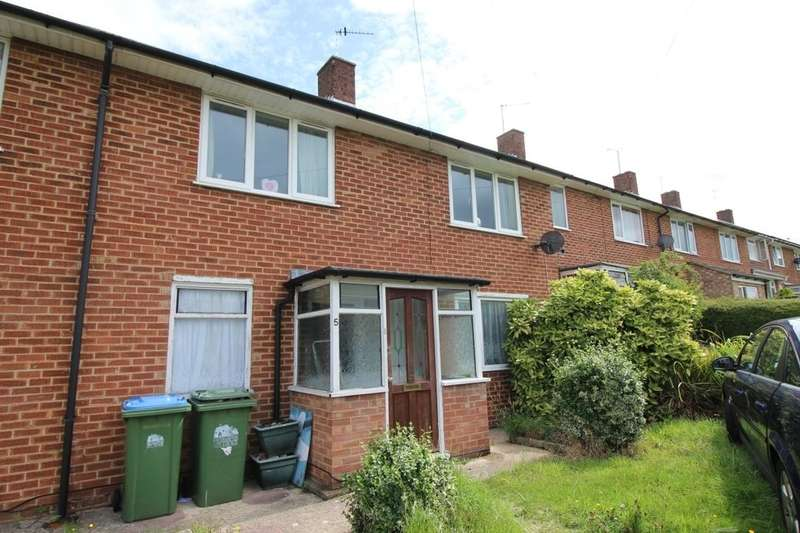 3 Bedrooms Property for sale in Brean Close, Southampton, SO16