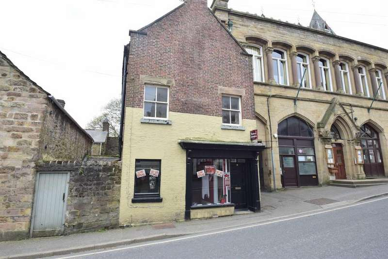 2 Bedrooms Town House for sale in Wirksworth