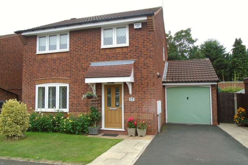 3 Bedrooms Detached House for sale in Kennerley Road, Birmingham, B25