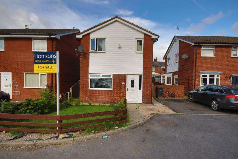 3 Bedrooms Detached House for sale in Mount Skip Lane, Manchester, Greater Manchester.