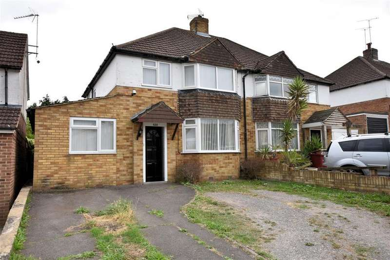 4 Bedrooms Semi Detached House for sale in Dee Road, Tilehurst, Reading
