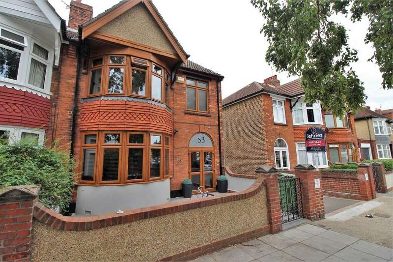 5 Bedrooms Semi Detached House for sale in Kirby Road, North End