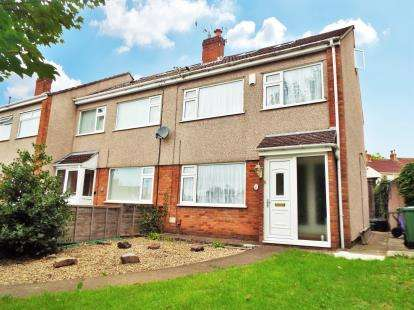 3 Bedrooms End Of Terrace House for sale in Alexandra Place, Staple Hill, Bristol
