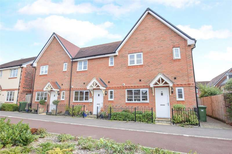 3 Bedrooms Terraced House for sale in Eagle Way, Bracknell, Berkshire, RG12