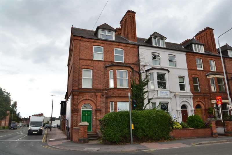 7 Bedrooms Town House for sale in Three Self Contained Flats - Leicester Road, Loughborough