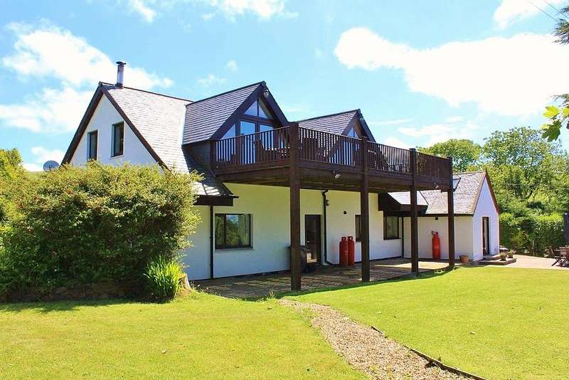 6 Bedrooms Detached Villa House for sale in Chestnut Lodge, Portpatrick, DG9 9AD