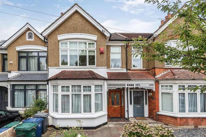 3 Bedrooms Terraced House for sale in Bow Lane, North Finchley